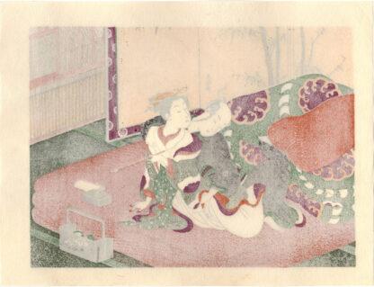 KISERU (Suzuki Harunobu)
