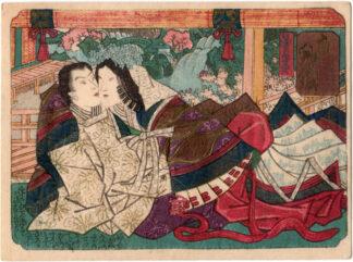 BROCADE PICTURE 05 (Utagawa School)