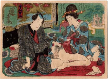 BROCADE PICTURE 06 (Utagawa School)
