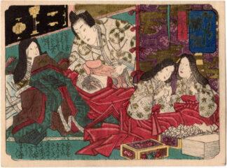BROCADE PICTURE 07 (Utagawa School)