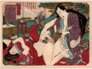 BROCADE PICTURE 11 (Utagawa School)