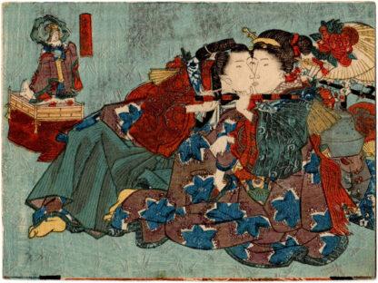BENZAITEN (Utagawa School)
