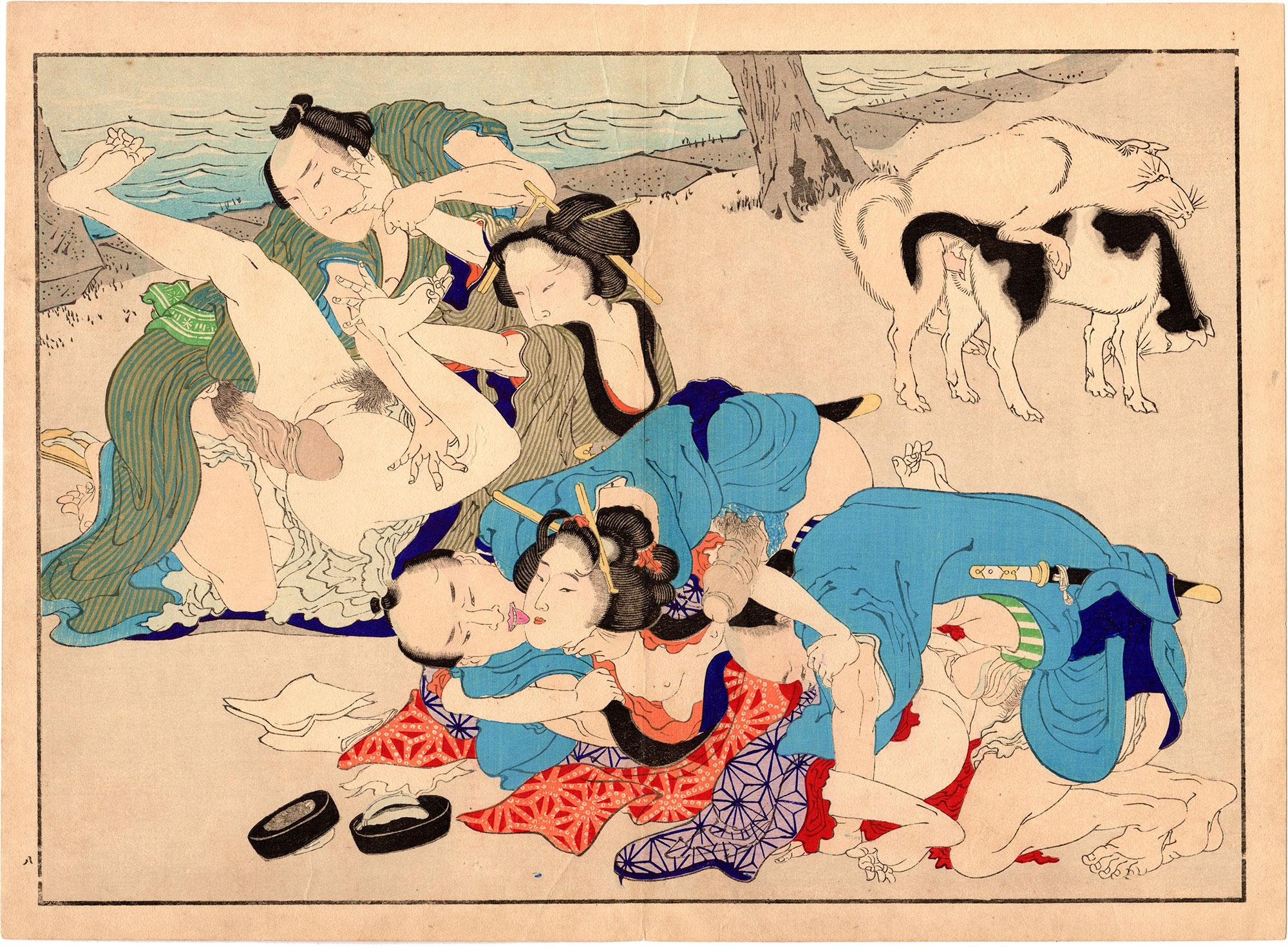 A COUNTRY'S GLORY 08 (Ikeda Terukata)