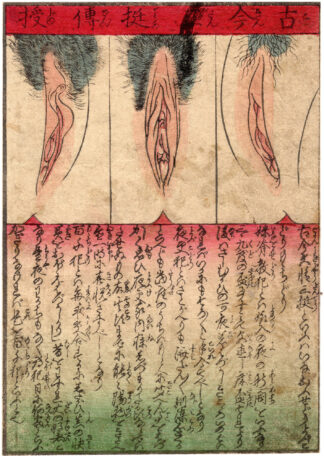 A GUIDE TO THE APPEARANCE OF THE THREE AGES (Koikawa Shozan)