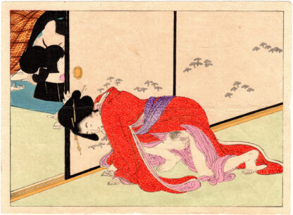 GIRL VOYEUR (Tomioka Eisen)