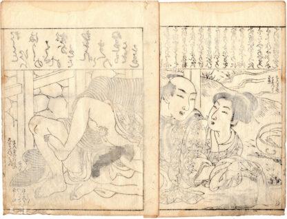 HAVING GIVING MY BODY (Tsukioka Settei)