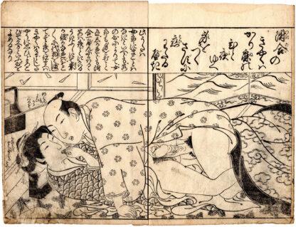 HAVING A RELATIONSHIP (Tsukioka Settei)