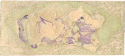 FAN SHAPED INTIMACY 02 (Utagawa School)