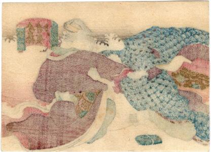 FIGURES CELEBRATING THE LATEST FASHION 03 (Utagawa School)