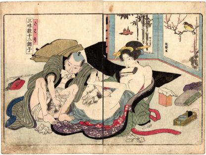 TWELVE TONES OF THE SHAMISEN: BUZZY TIMBRE (Yanagawa Shigenobu II)