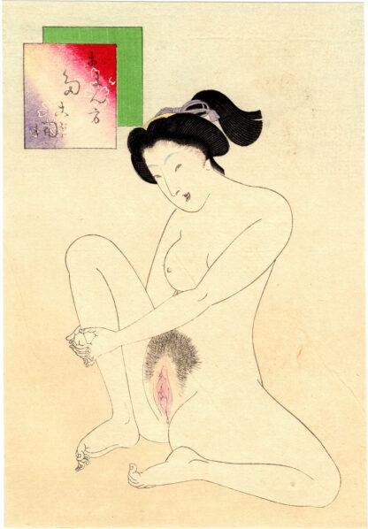 OCTOPUSLIKE VAGINA (Takeuchi Keishu)
