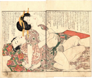 HAIR IN DISARRAY: INTERCOURSE WITH A PREGNANT WOMAN (Keisai Eisen)
