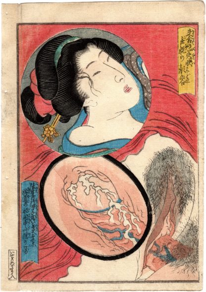 THE BEAUTY OF SEXUAL INTERCOURSE AND THE FACE OF PLEASURE (Koikawa Shozan)